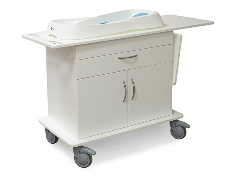 Antimicrobial Delivery Carts 1