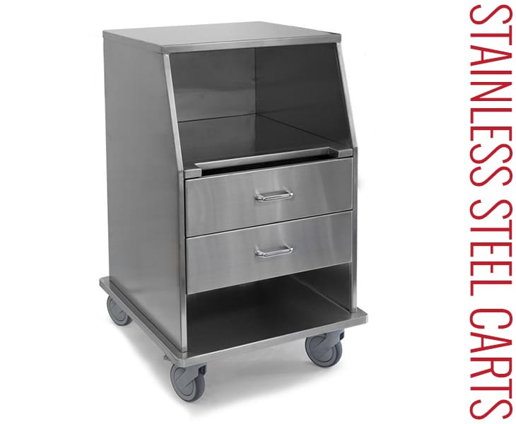 Home Stainless Steel Carts