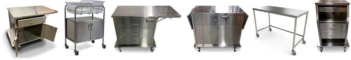 Stainless Steel Carts Blog 1