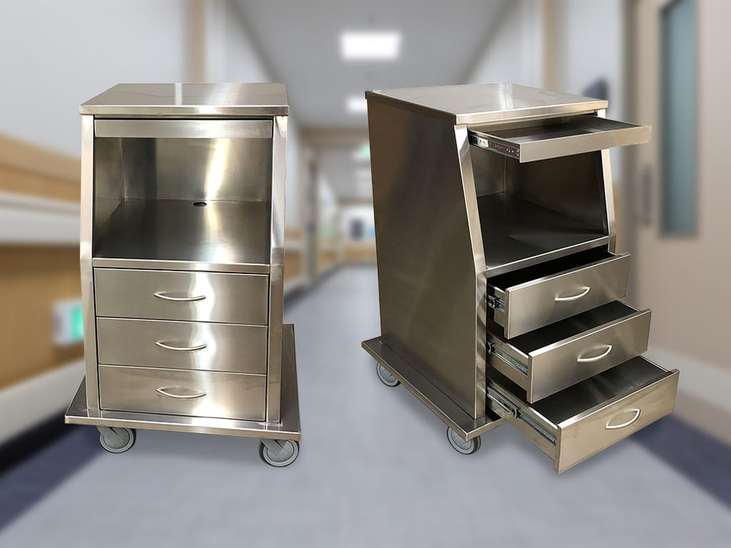 Stainless Steel Carts Blog Feature